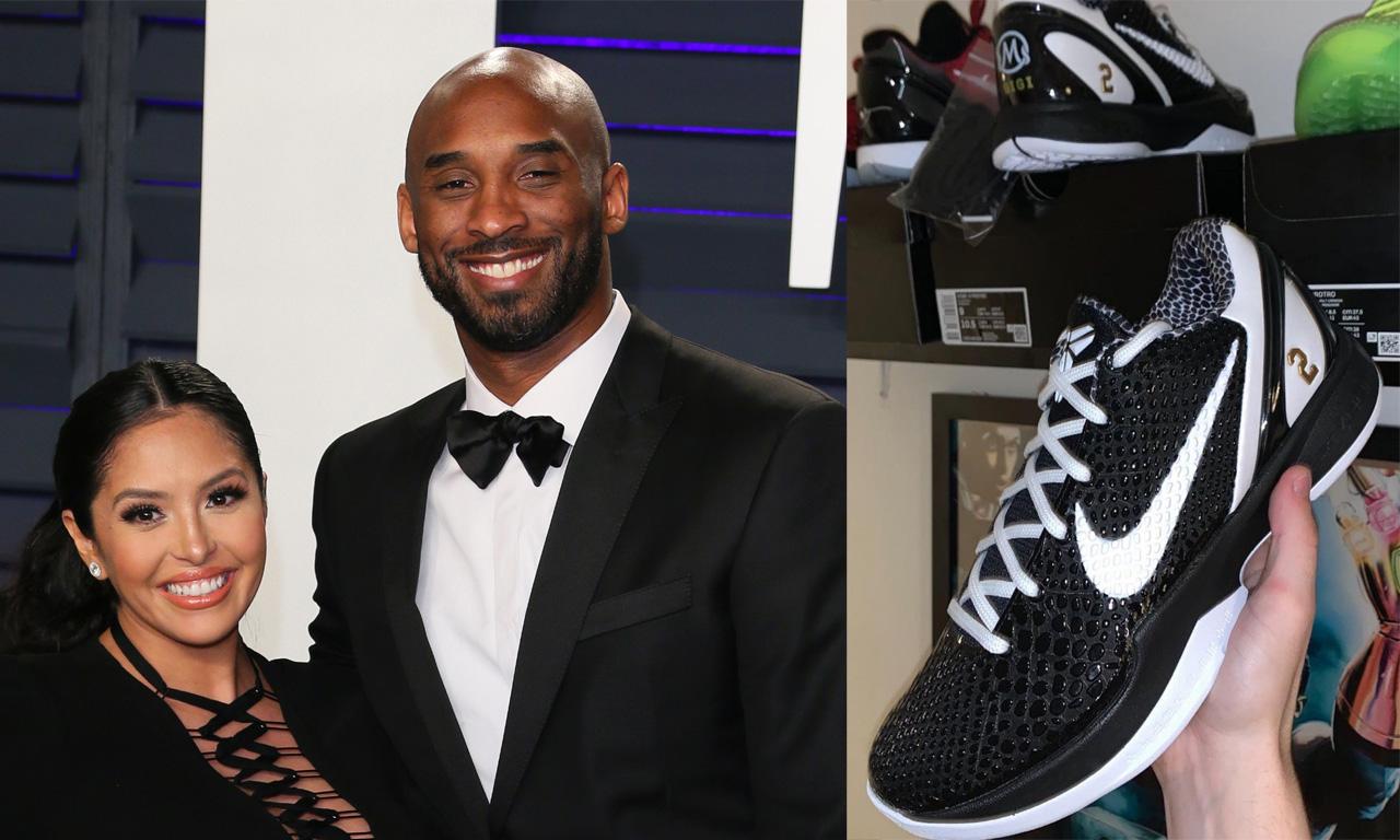 Vanessa Bryant 表示并未授权 Nike 制造 Kobe Protro 6「Mambacita」