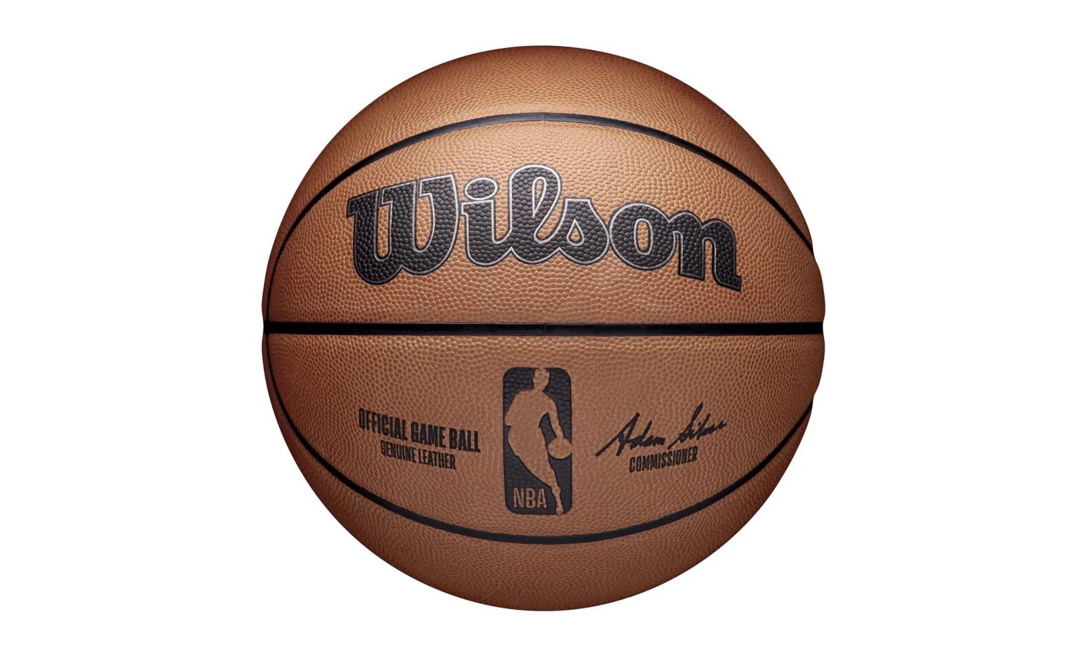 Wilson 公布 2021-2022 NBA 新赛季官方用球