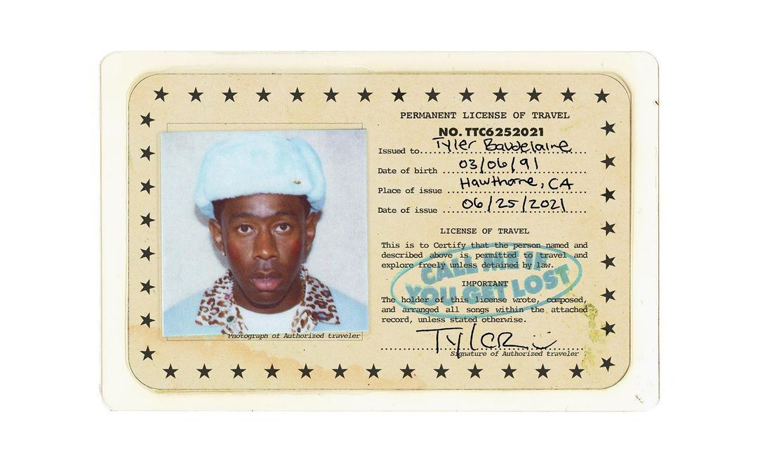 Tyler, the Creator 新专辑《CALL ME IF YOU GET LOST》将于 25 日发布