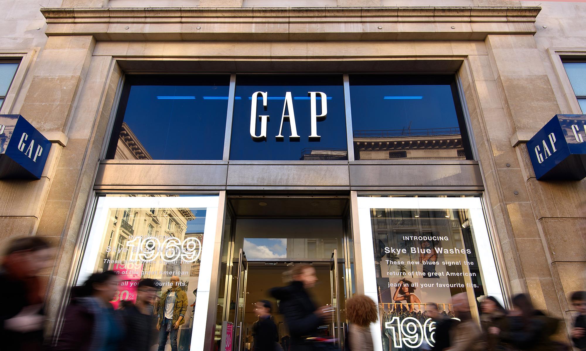 GAP 计划于英国境内关闭 19 家门店