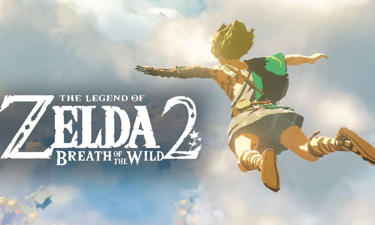 《塞尔达传说:旷野之息 2》全新宣传预告公开
