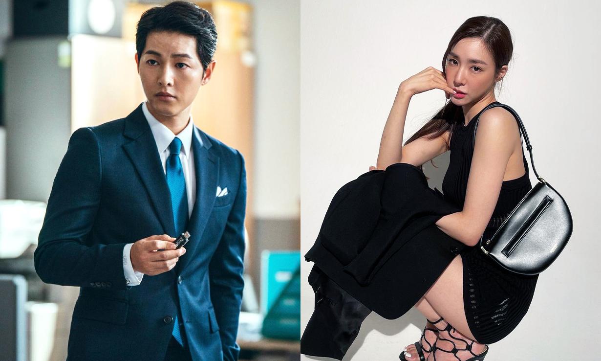 Tiffany 或将与宋仲基搭档接拍 JTBC 新剧
