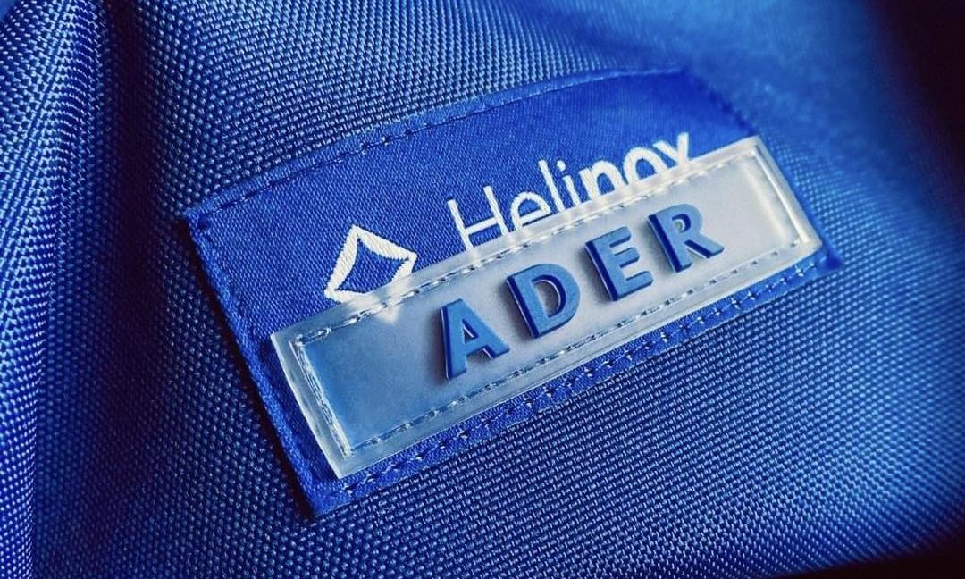 ADER Error x HELINOX「blue to camping」系列即将上线