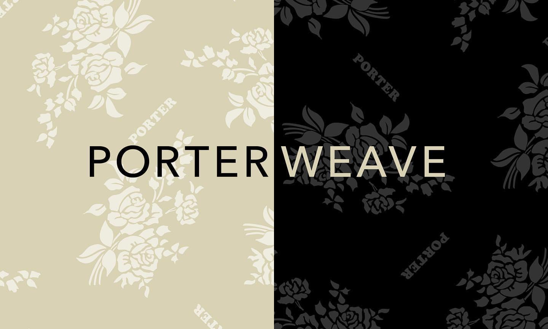 PORTER 推出「PORTER WEAVE」系列包袋