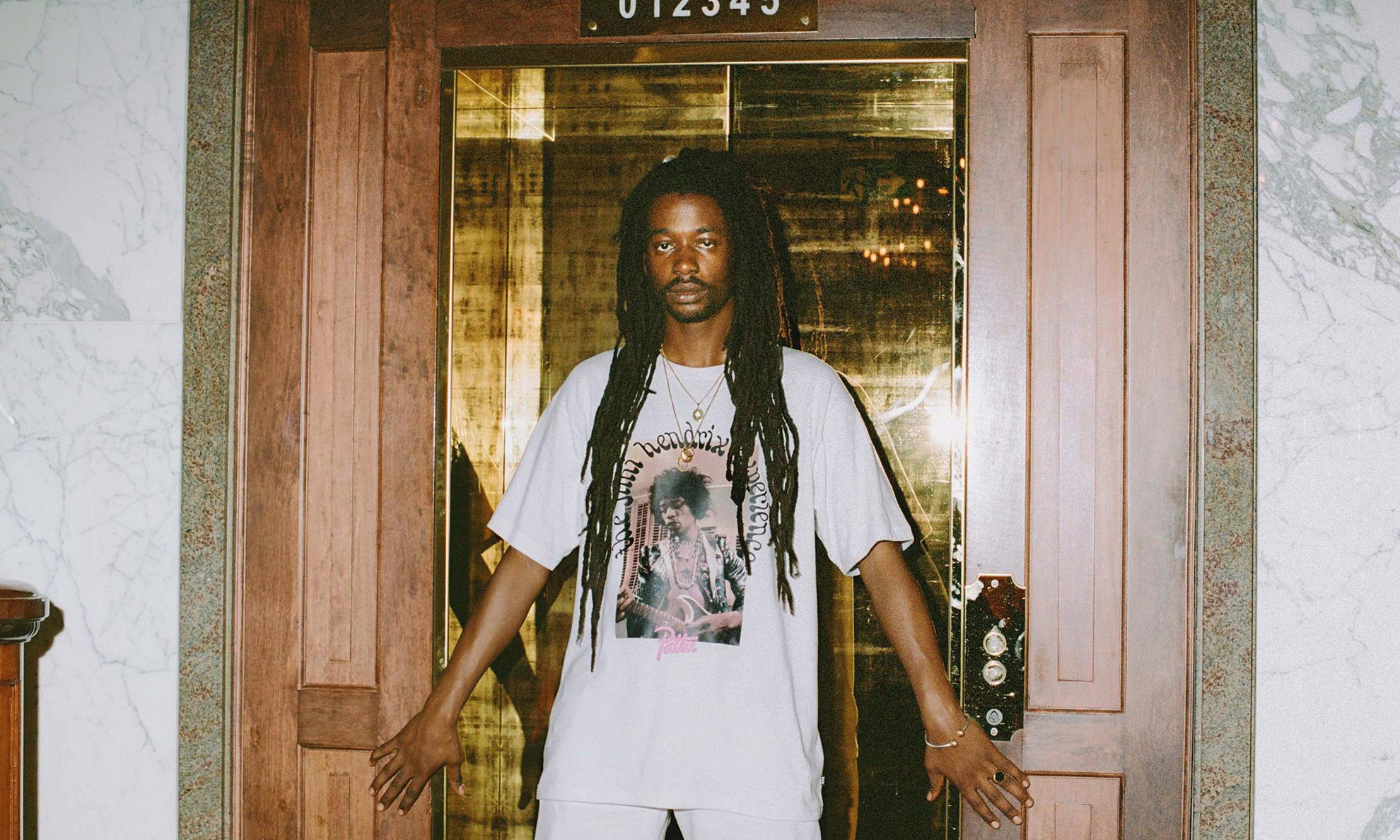 Patta x 传奇吉他手 Jimi Hendrix 发布全新联名服装系列