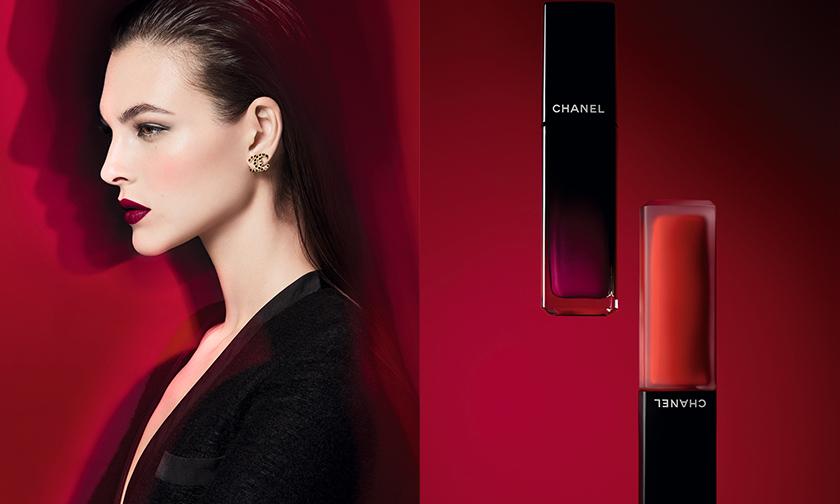 释出 12 款新色调唇彩,CHANEL 推出限量版唇彩釉光盒