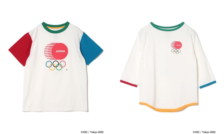 BEAMS TOKYO2020 奥运系列产品正式释出