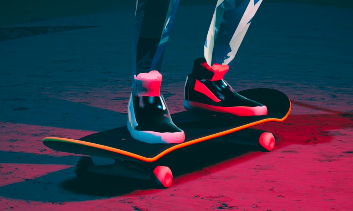 技术滑板游戏《Skate Story》公布预告