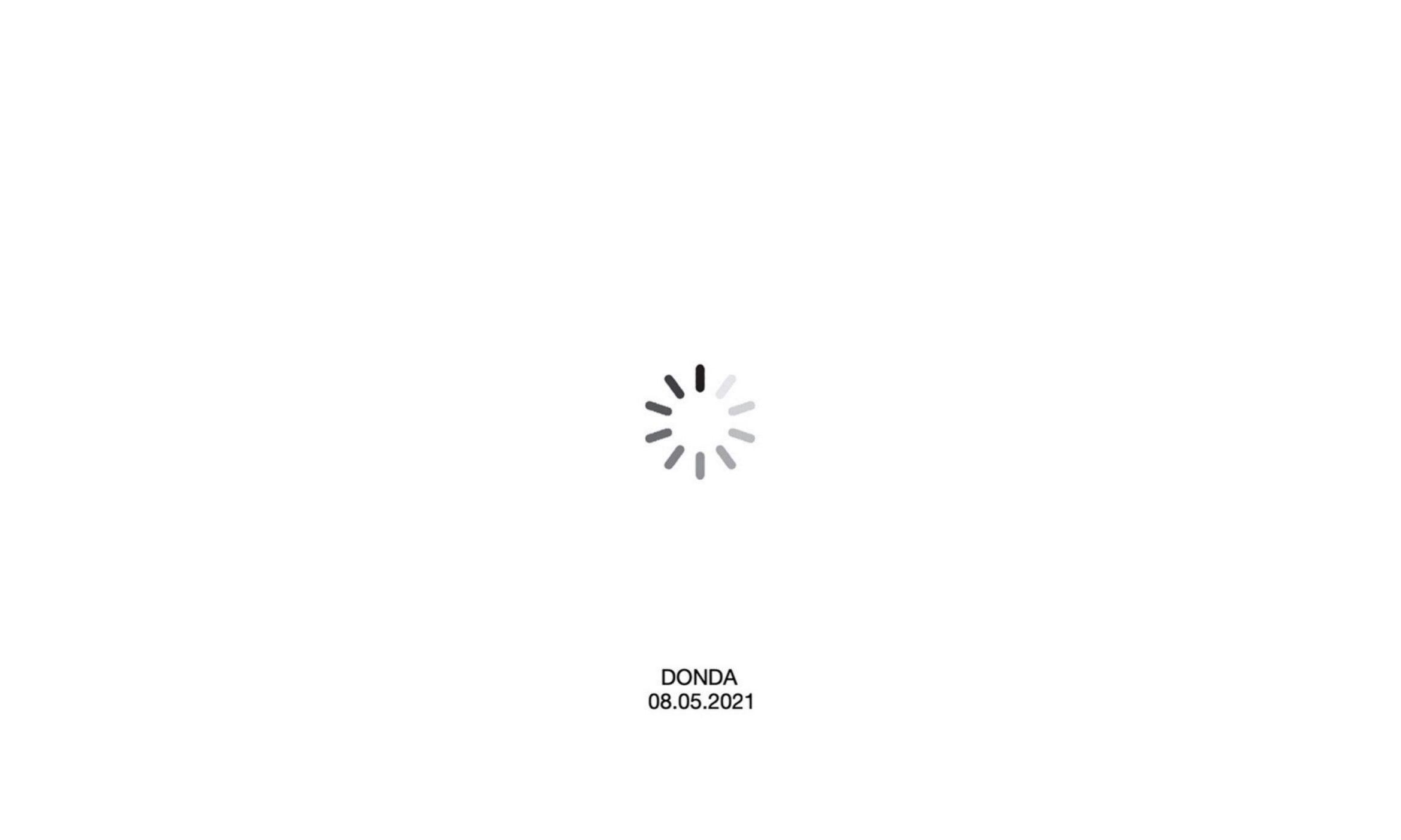 Kanye West 新专辑《DONDA》发行日期敲定