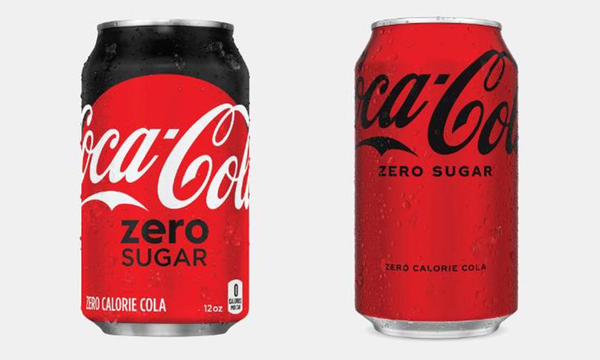 准备迎接新味道,零度可乐将更改配方和包装
