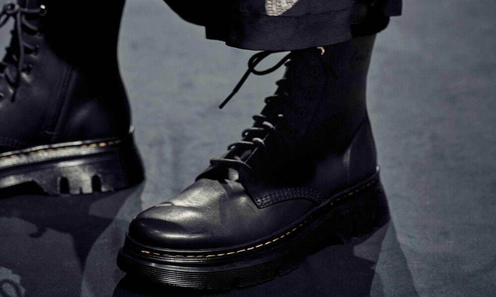Yohji Yamamoto x Dr.Martens 联名鞋款即将发售
