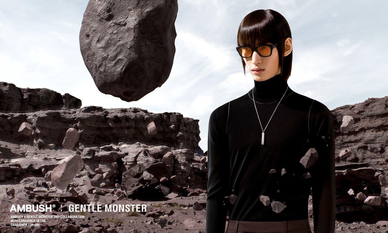 AMBUSH x Gentle Monster 联名系列正式发布