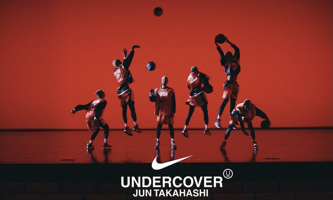 UNDERCOVER x Nike「UBA」联名服饰正式释出