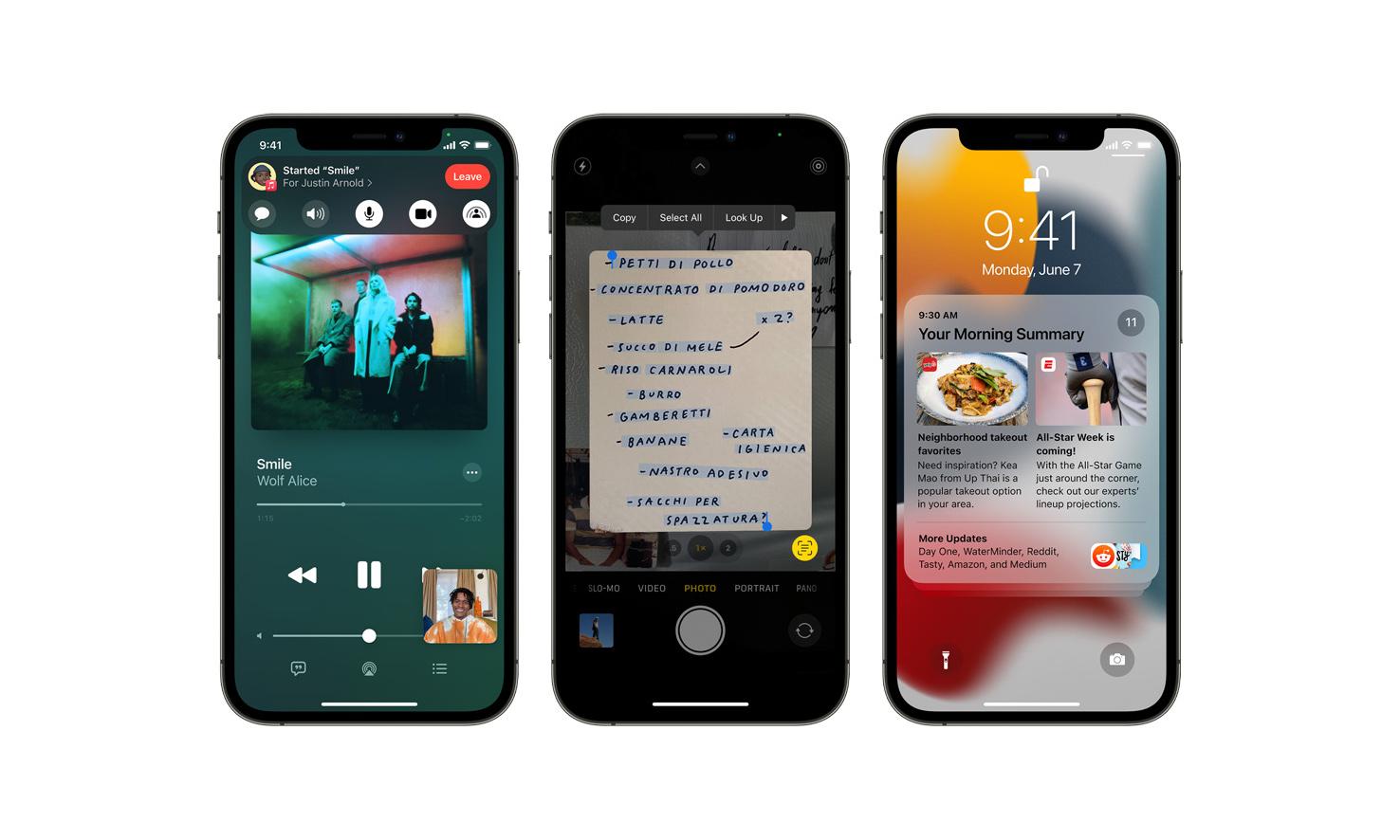 苹果正式发布 iOS 15 公测版,下载可抢先体验