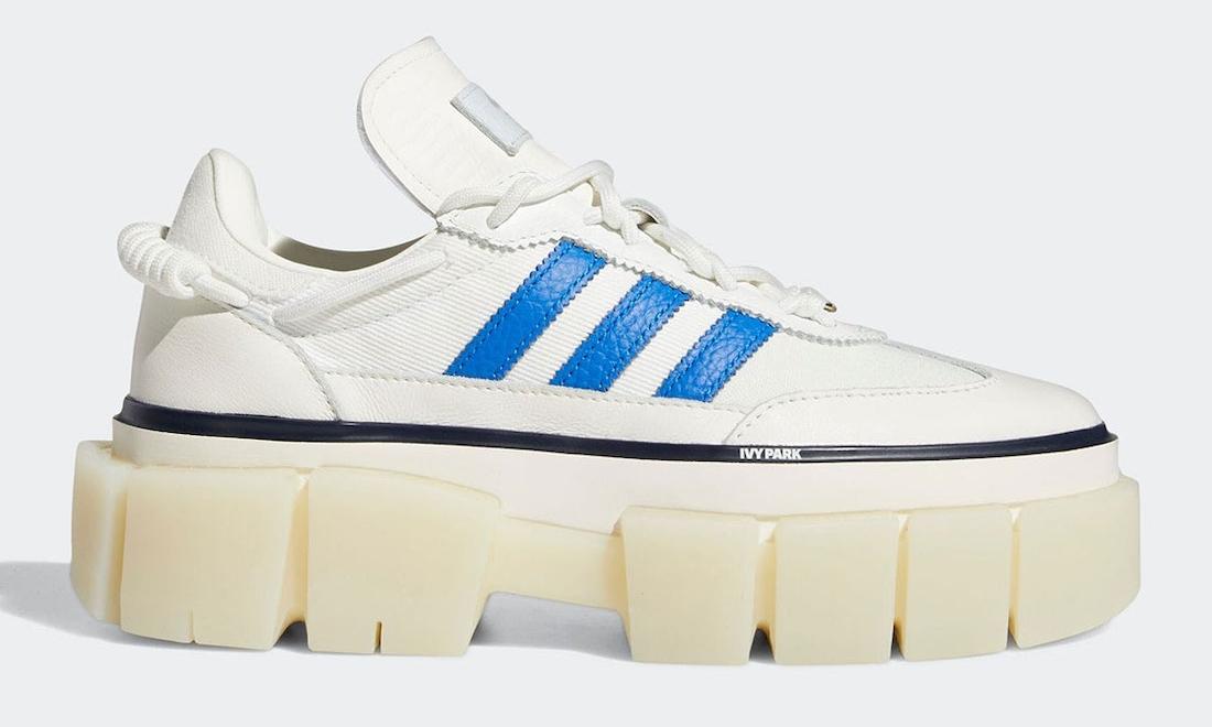 Ivy Park x adidas Sleek Super 联名鞋款即将登场
