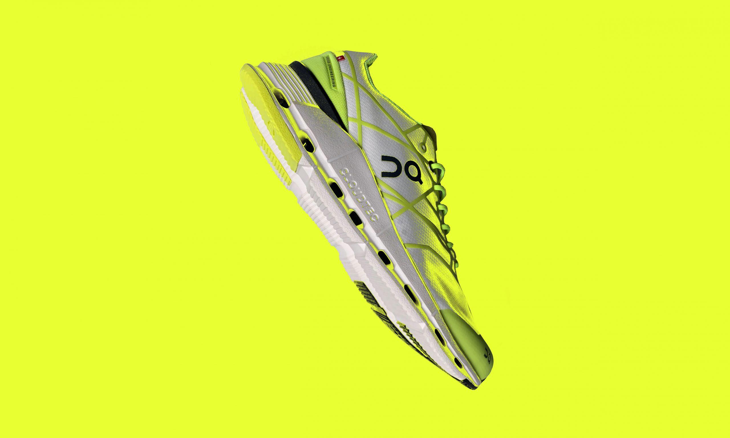 On 昂跑最具实验性的鞋作 Cloudnova Z5 于 SKP-S 独家限量发售