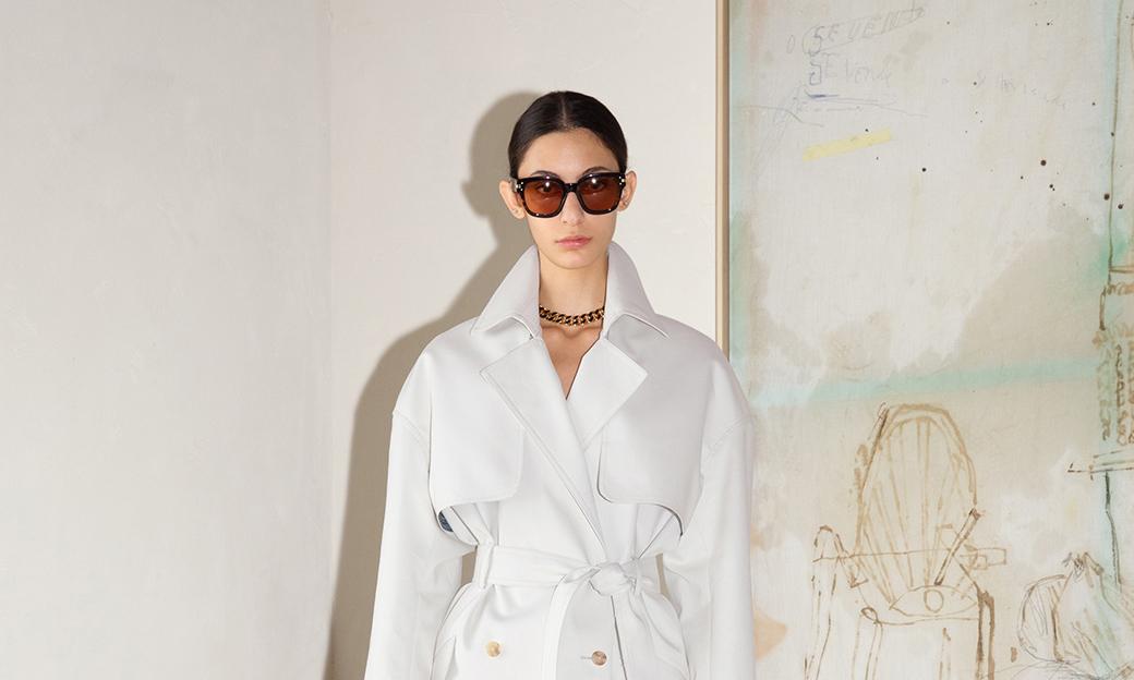 摆脱传统时装日程桎梏,AMIRI 2022 春夏女装系列释出
