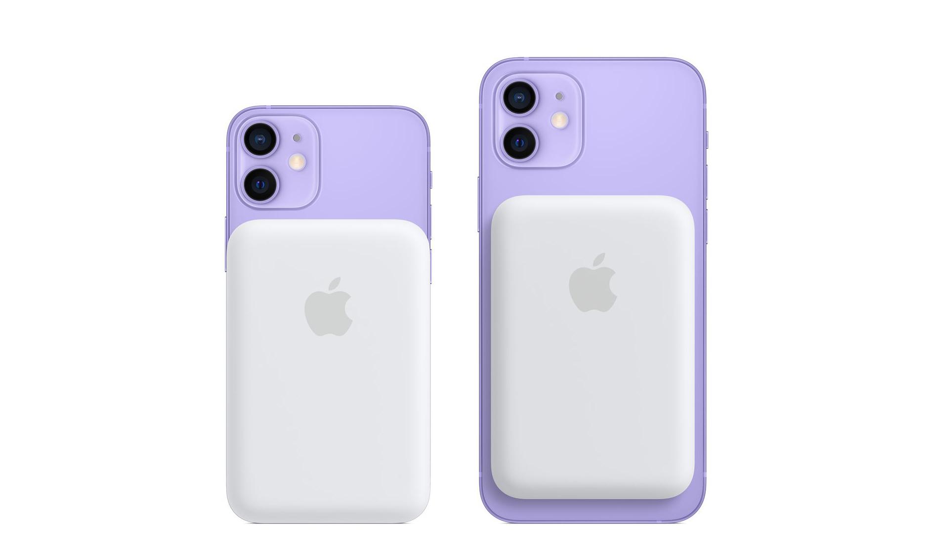 一物两用,苹果上架 MagSafe 外接电池