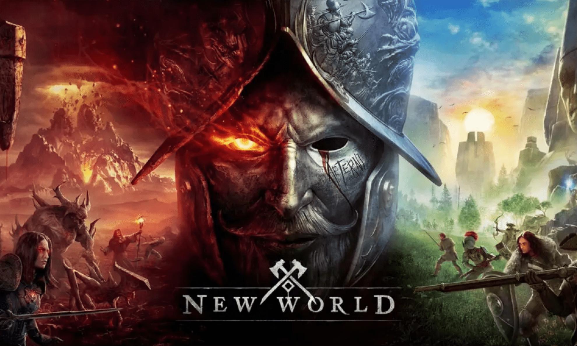 打造 5 年,亚马逊开启《New World》游戏 Beta 测试
