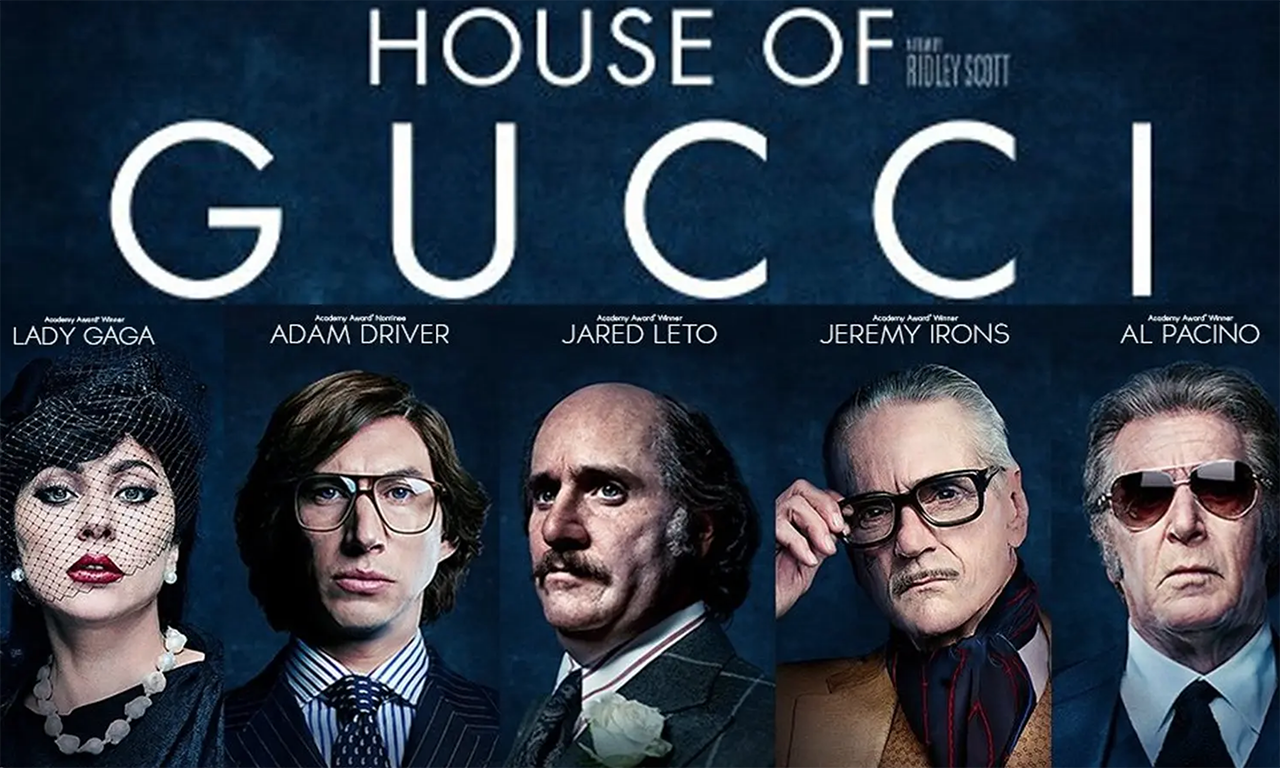 《HOUSE OF GUCCI》预告片正式发布