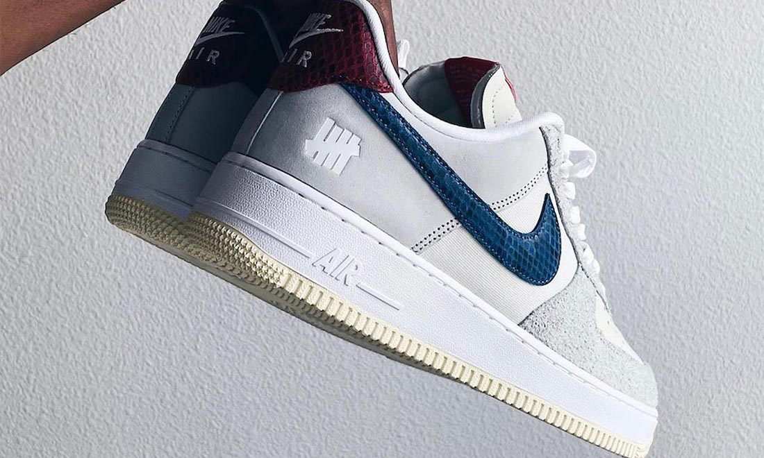 UNDEFEATED x Nike「Dunk vs. AF1」新配色现身