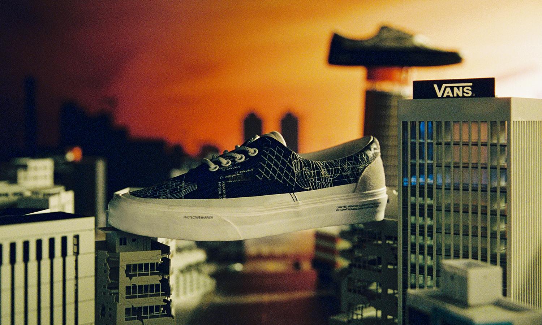 异色觉醒,Vans 再度携手 C2H4 推出联名鞋服系列