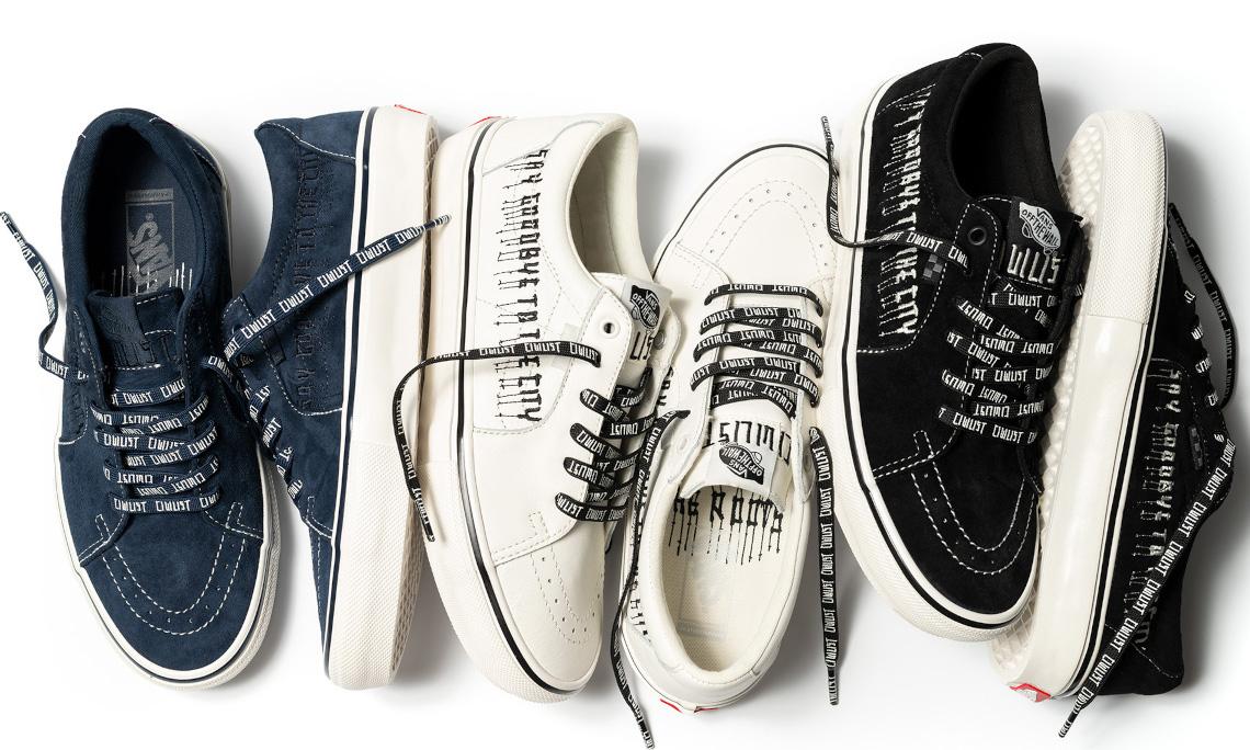 Civilist x Vans 联合推出全新鞋款系列