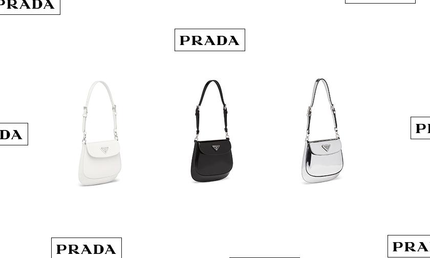 Cleo Bag 家族新成员,PRADA Mini Cleo 正式登场