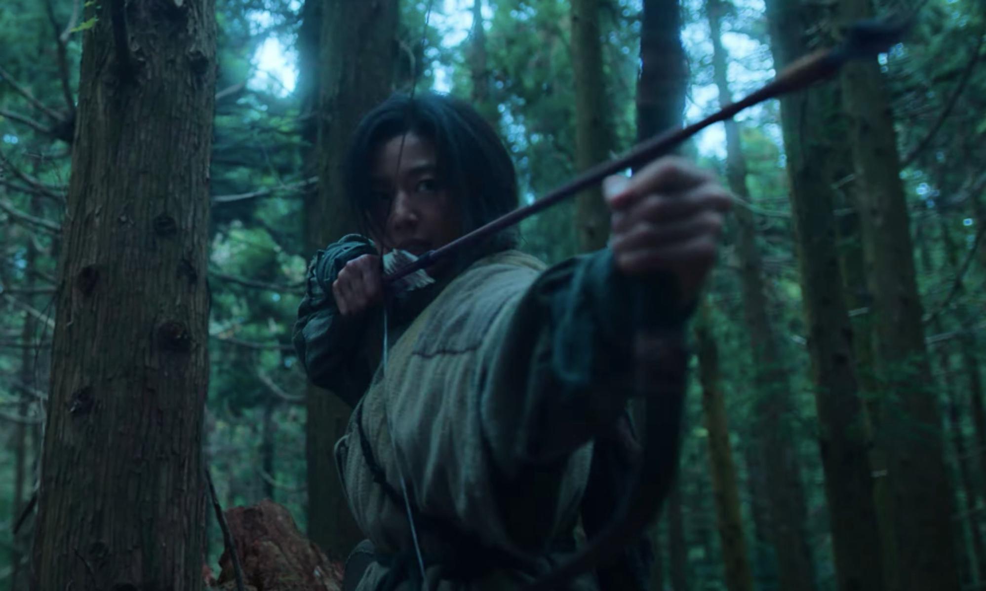 Netflix 人气剧集《李尸朝鲜:阿信传》发布全新预告片