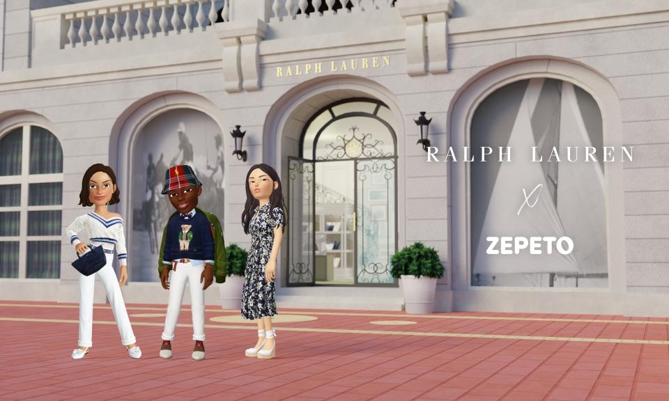 Ralph Lauren 将在 Zepeto 推出数字服装