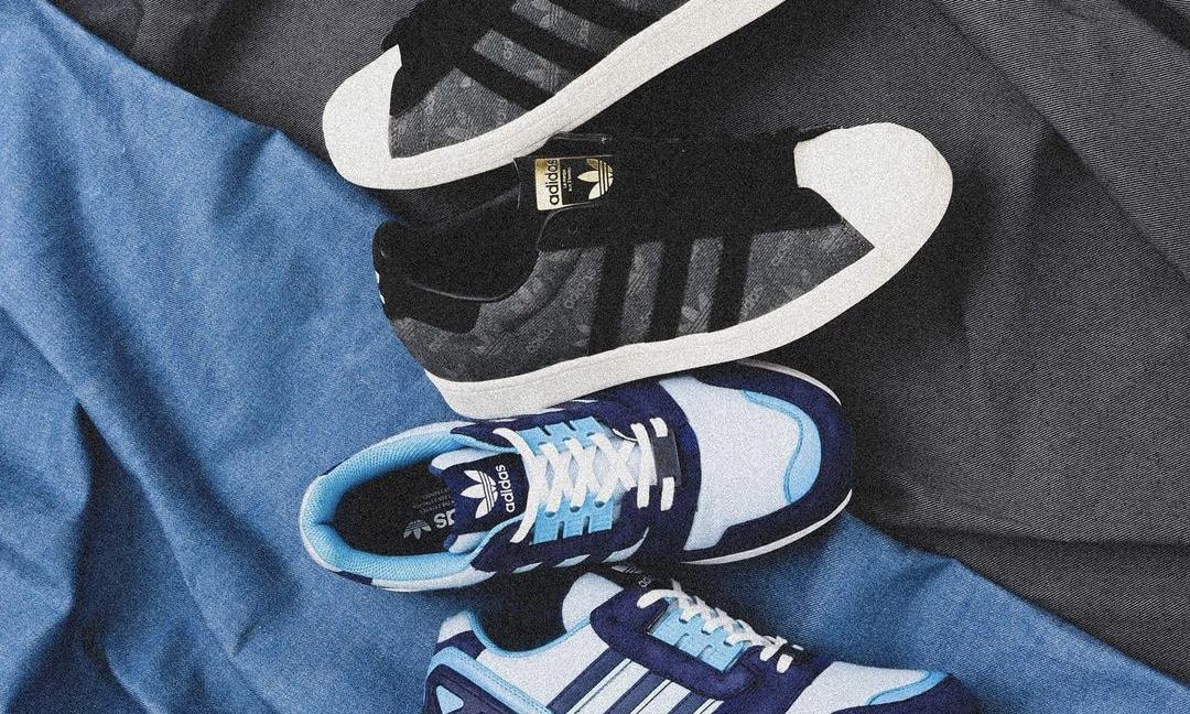 atmos x adidas Originals 全新联乘系列发布
