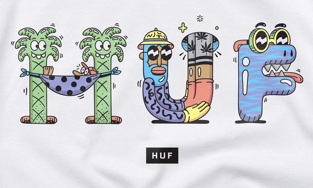 HUF x Steven Harrington 全新联乘企划即将登场