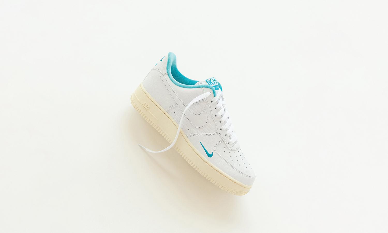KITH x Nike Air Force 1「Hawaii」发售信息公布