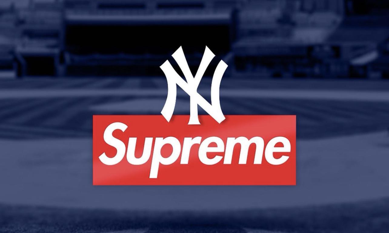 Supreme x Yankees 合作系列即将推出