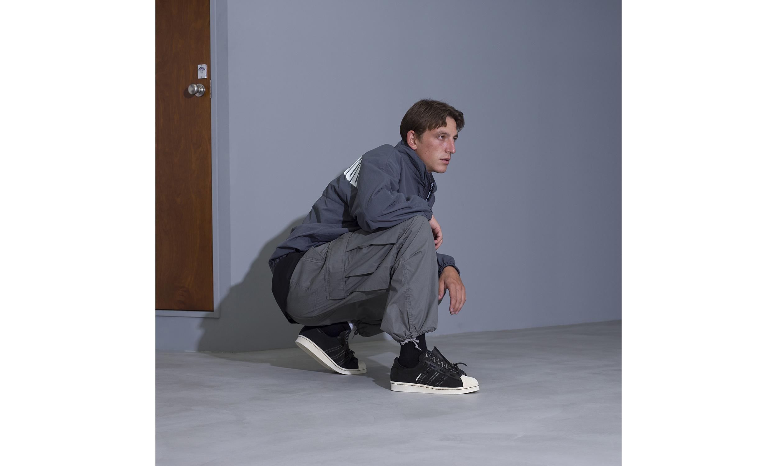 亚洲限定,adidas Originals 携手 NBHD 合作系列正式登场