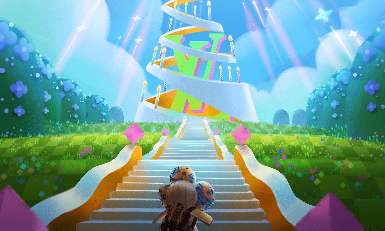 纪念创始人诞辰 200 周年,LOUIS VUITTON 发布全新艺术电子游戏