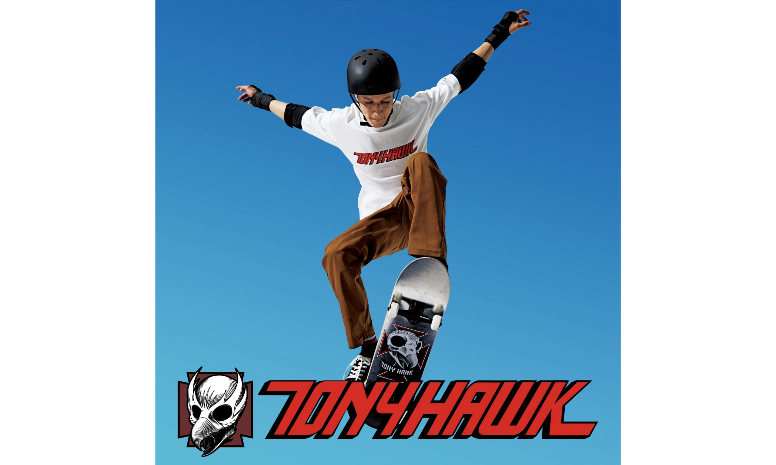 GU 携手滑手 Tony Hawk 打造全新合作系列