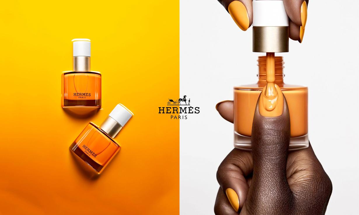 Hermès 指甲油系列将于 10 月上架
