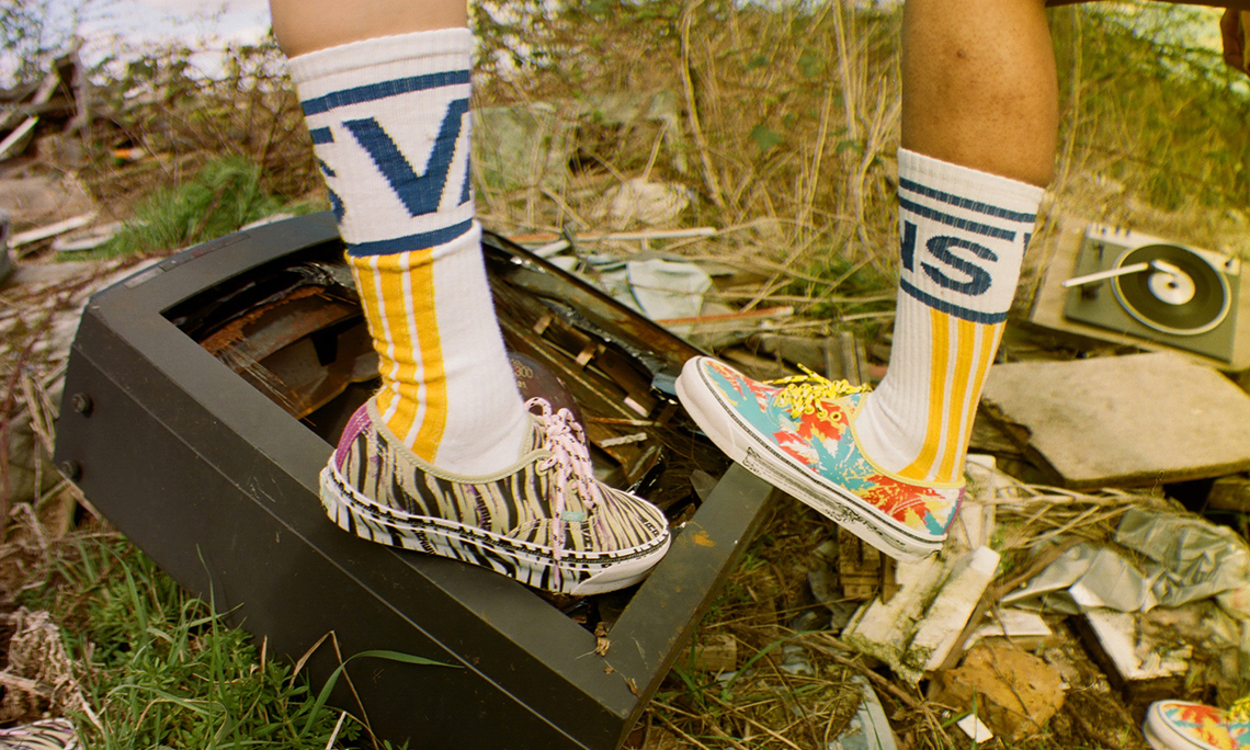 ARIES x Vault By Vans 联名系列公布