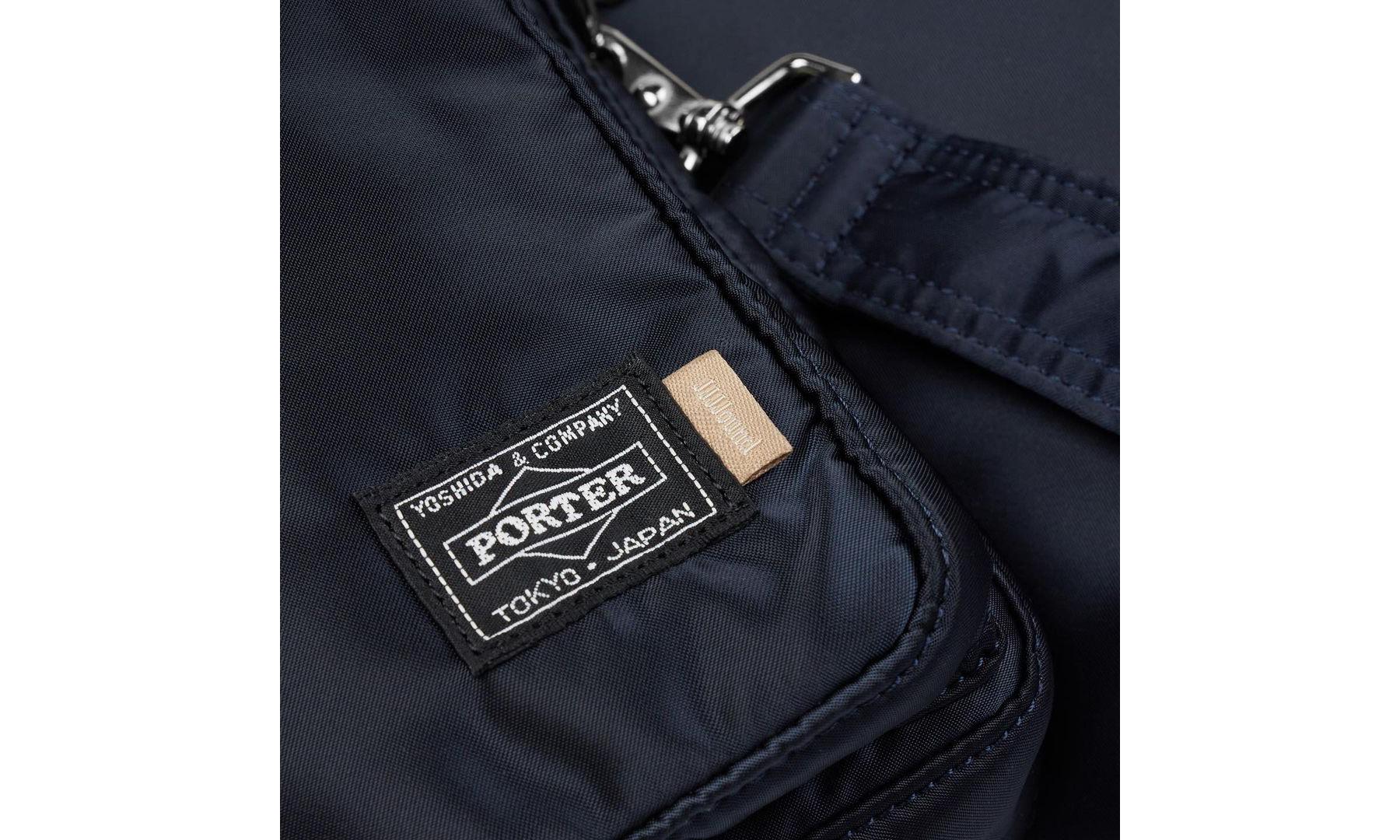 JJJJound x Porter 联名包款将在 9 月发售