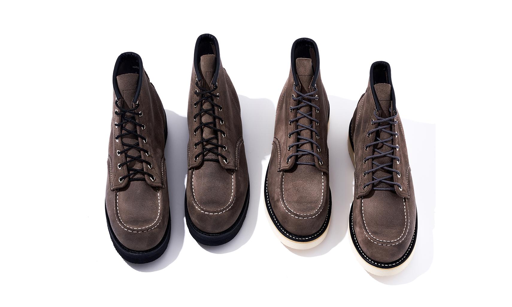 新店开幕限定,nonnative x RED WING 联名靴款释出