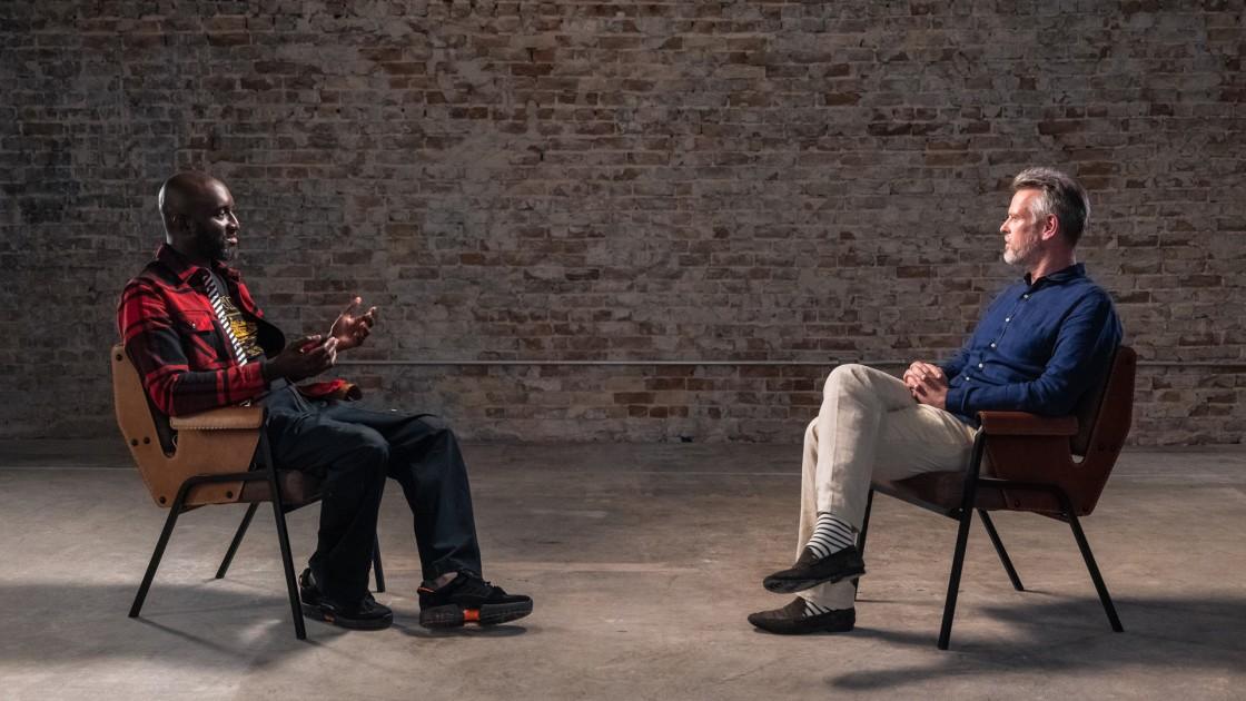 Virgil Abloh 谈自己与当代艺术家 Christo 的创意联系