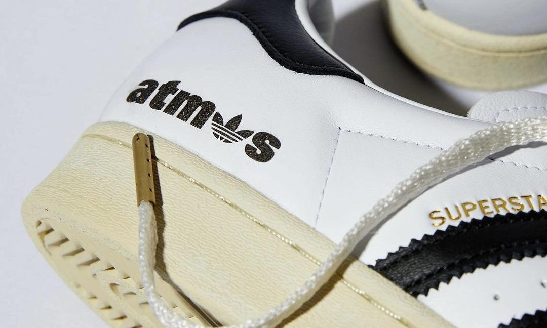 atmos x adidas Originals 全新 Superstar 鞋款发布