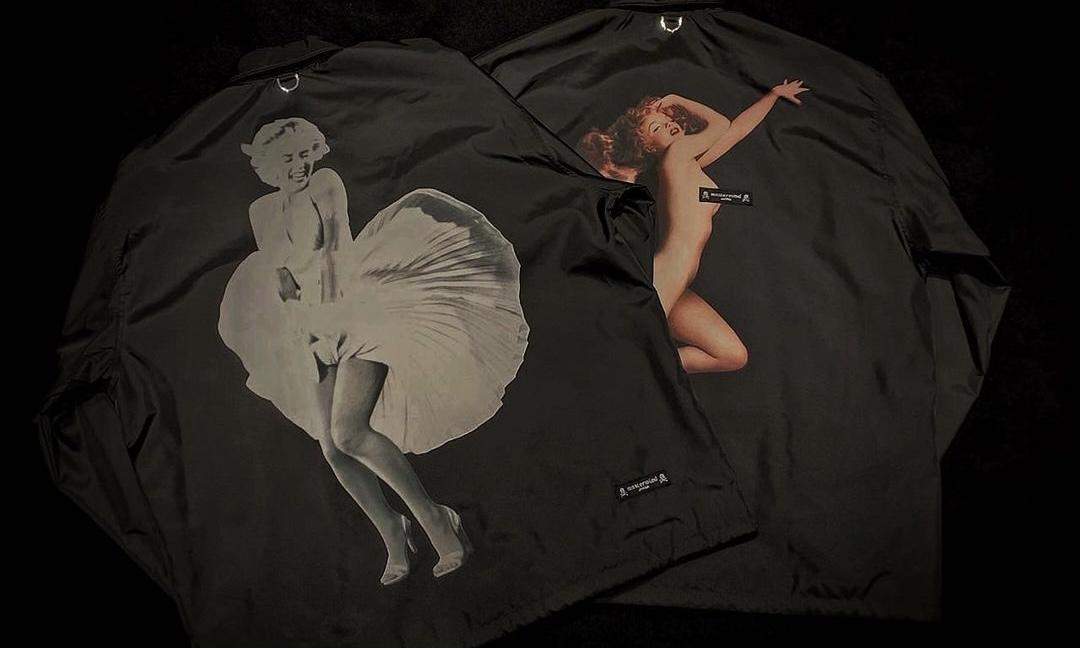 mastermind JAPAN x Marilyn Monroe 合作系列正式登场