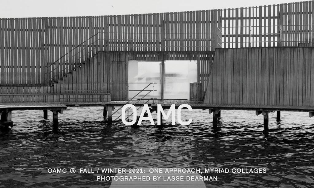 OAMC 2021 秋冬造型大片释出