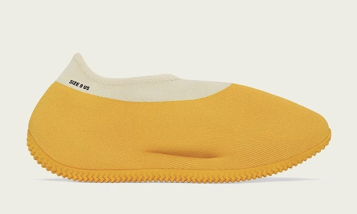 adidas YEEZY KNIT RUNNER 以「Sulfur」配色首次亮相