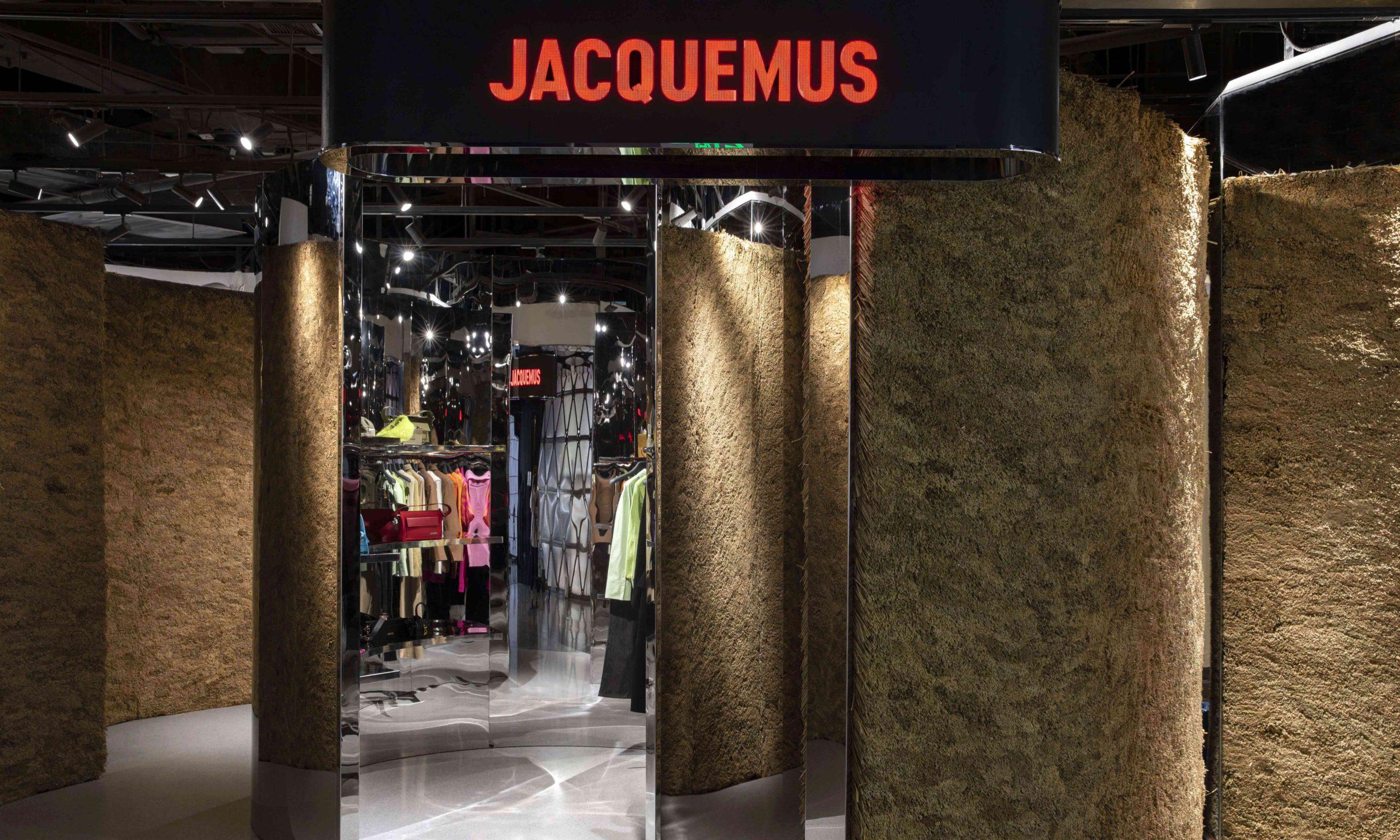 踱步山间,JACQUEMUS 限时店铺已登陆 SKP-S station S