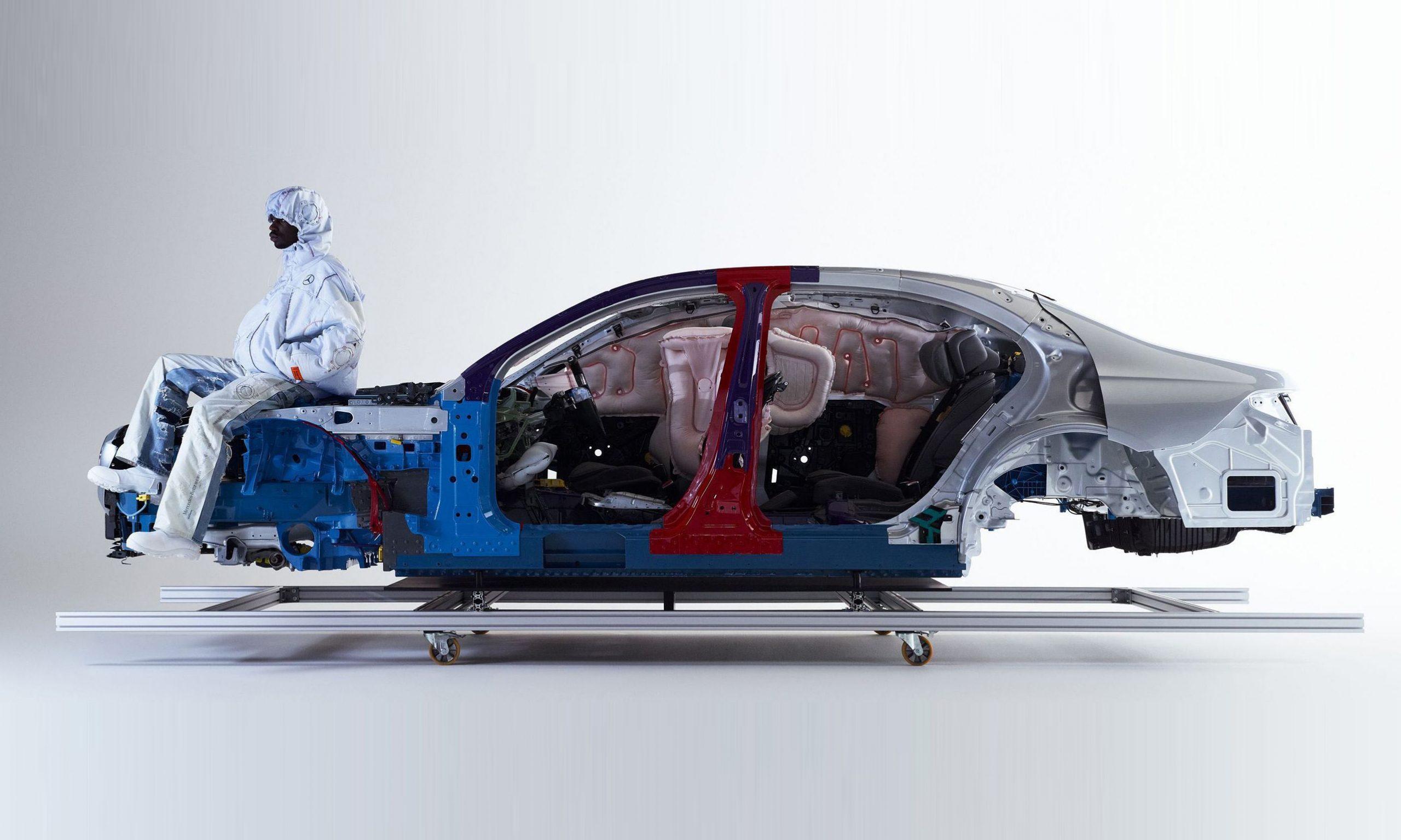 Heron Preston x Mercedes-Benz 特别企划完整揭晓