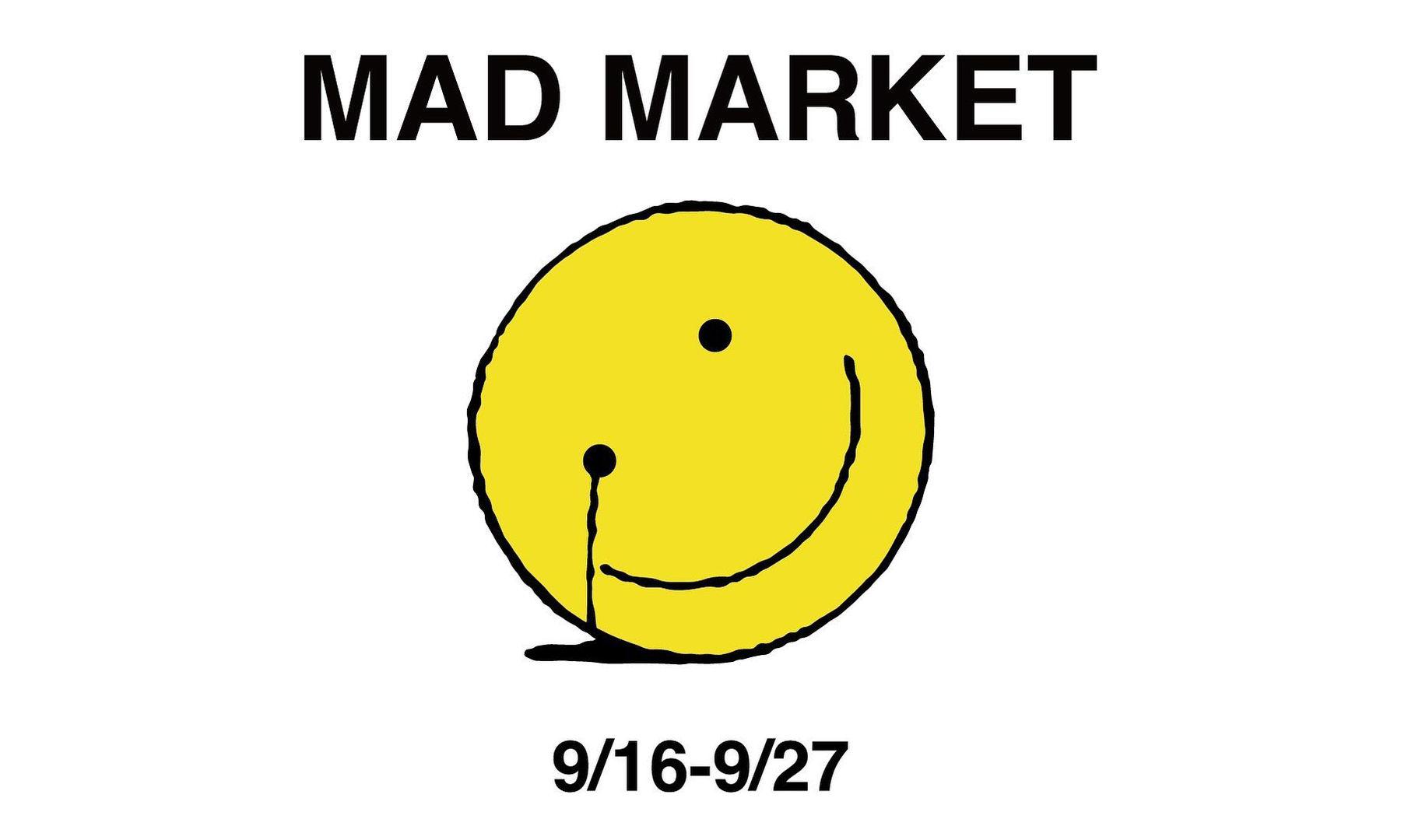 UNDERCOVER MAD MARKET 期间限定店即将开催