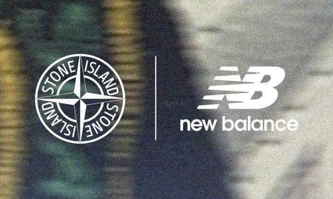 Stone Island x New Balance 合作细节预览